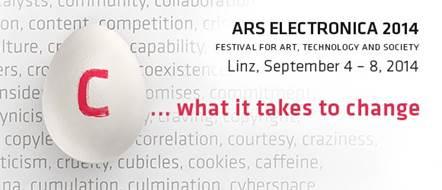 Exhibition: Ars Electoronica Festival 2014 アルスエレクトロニカ フェスティバル 2014