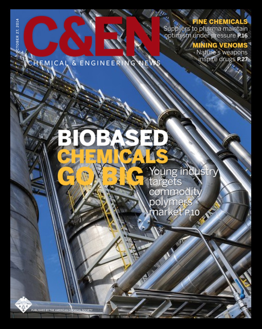 Article: Chemical & Engineering News 掲載
