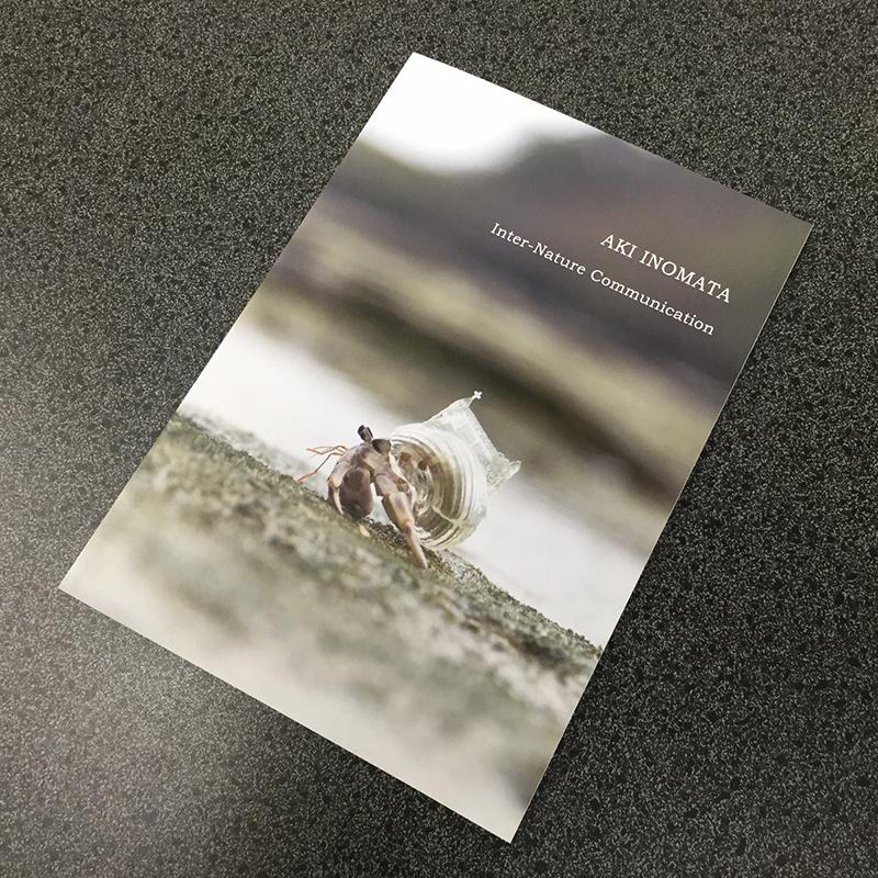 News: エマージェンシーズ! 025 AKI INOMATA / Inter-Nature Communication 展覧会カタログ販売