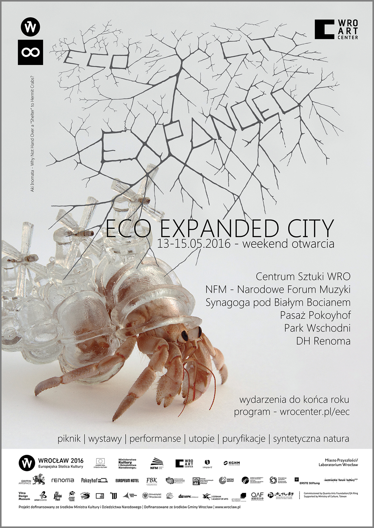 Exhibition: ECO EXPANDED CITY 2016