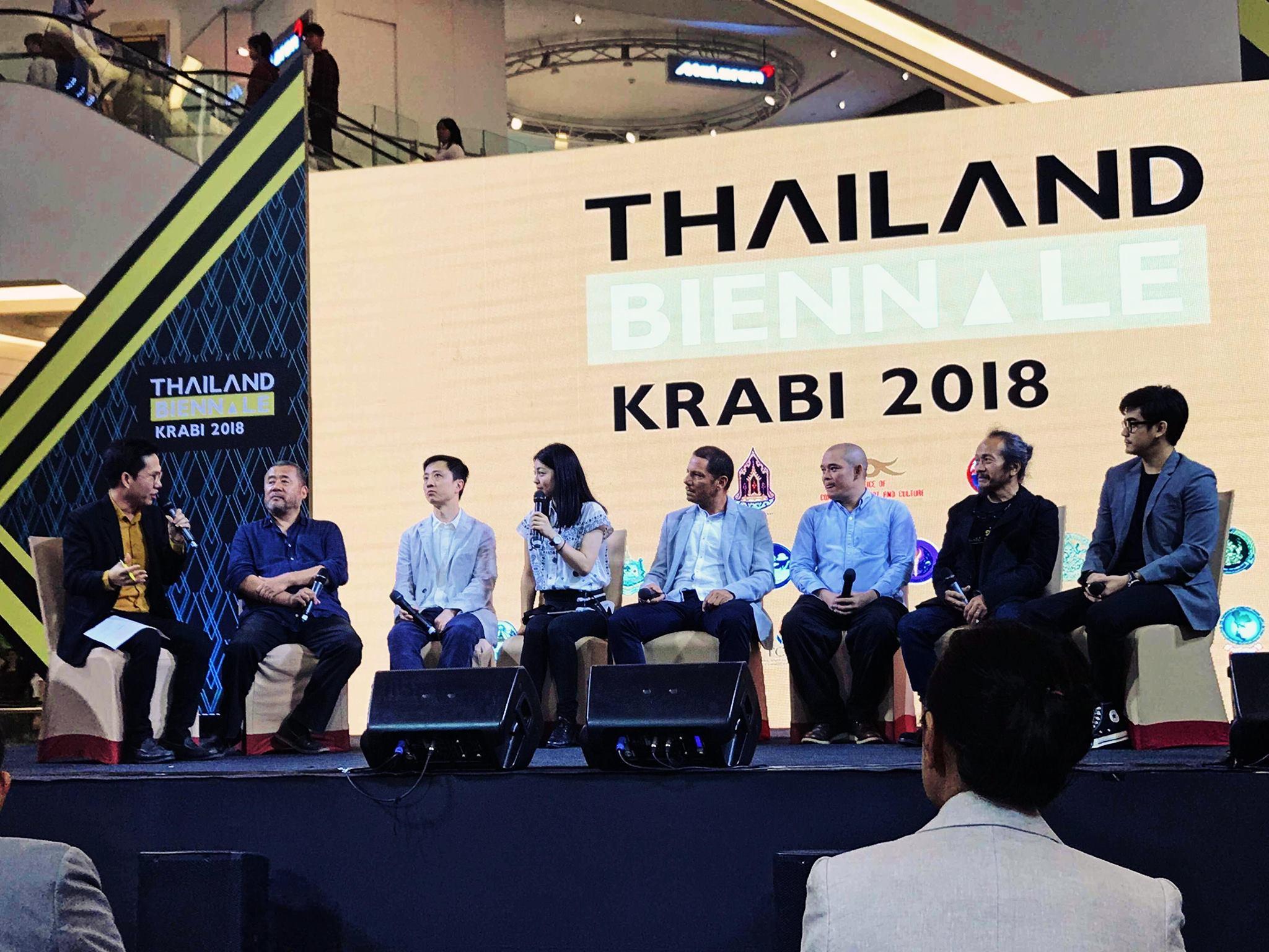 Exhibition: Thailand Biennale 2018